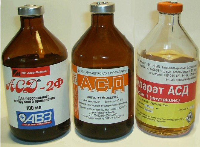 Как использовать 2 3 фракции АСД при лечении псориаза